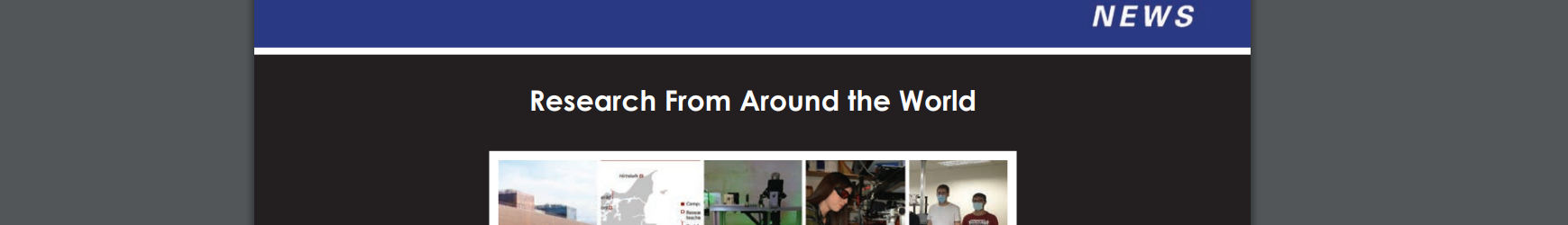 Note in the IEEE Photonics Society Newsletter